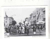 """Peace March""-Spirit of Summer of Love-*S.F.'s Haight-Ashbury {Postcard} (A21-3)"
