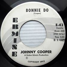 JOHNNY COOPER bonnie do DOUBLE-A 1962 WHITE LABEL PROMO mod teen 45 e6033