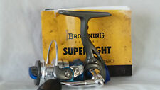 Fishing Reels-New Browning Superlite size Bsl1000D 5bb premium Spin Reel