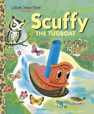 Little Golden Book: Scuffy the Tugboat by Gertrude Crampton and Golden Books Sta
