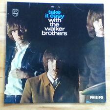 Walker Brothers - Take It Easy - Original Vinyl LP - 1965 - BL 7691