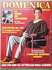 La Domenica del Corriere 31 Maggio 1986 Chernobil Mondiali Calcio Cutolo Ravera