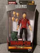 """Shang-Chi Marvel Legends """"Shang-Chi"""" 6-Inch Action Figure - NEW - Build a Figure"""