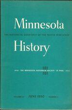 1950 Minnesota History Magazine: LumberJacks' Sky Pilot/Red Rock Methodist Camp