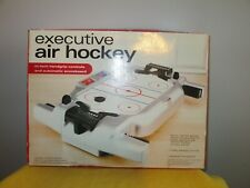 Executive Table top Air Hockey Electronic Special Effects