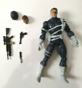 Marvel Legends NICK FURY only (from ninjas Vs super spies 2 Pack)