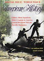 American History June 1983 Gliders Hitler Rome Assault
