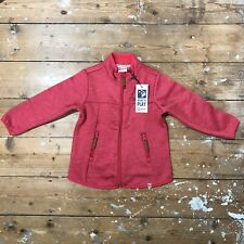 Legowear Girls Jacket Fleece Pink Age 3 Years 98cm
