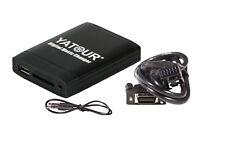 Yatour USB SD AUX MP3 Adapter + Bluetooth Adapter RD4 Peugeot und Citroen