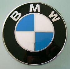 BMW Emblem 82mm Logo Für Motorhaube & Heckklappe 51148132375 Schneller Versand