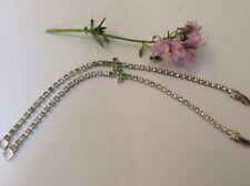Rhinestone Tennis Fashion Bracelets