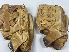 (2) Ball Mitts Regent 03850 and Johnny Walker Hand Formed Top Grain