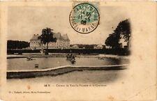 CPA  Cháteau de Vaux-le-Vicomte et la Couronne   (249327)