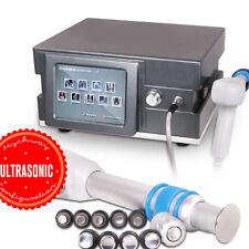 Ultrasonic Radio Shock Wave System Beauty Pain Relief Fat Cellulite Slim Machine