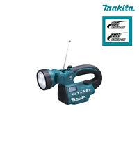 Radio lampe LED Makita DMR050 14.4V-18V sans batterie ni chargeur