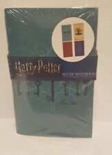 Harry Potter set of notebooks Set of 4 designs 50 sheets lootcrate loot crate