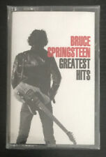 BRUCE SPRINGSTEEN Greatest Hits SEALED USA Columbia Cassette Tape NEW