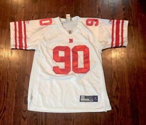 Men's Rebook OnField NY Giants Jason Pierre Paul Jersey Size 48