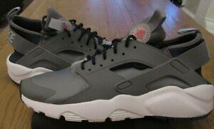 Nike Air Huarache Run Ultra Men's Grey Trainers Size UK 10 New