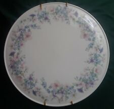 wedgewood bone in china, angela made in england dinner plates 1980