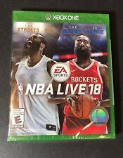 NBA Live 18 (XBOX ONE) NEW