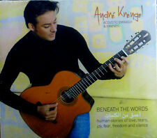 CD ANDRE KRENGEL - beneath the words, ovp