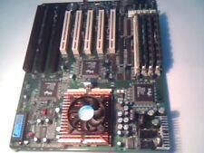 Pentium-Pro Motherboard Shuttle Hot-617 v1.3 P6 Socket8 vintage 200MHz coin