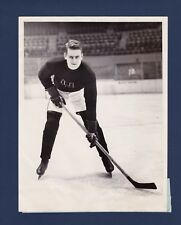 Captain John (Sonny) Tudor Harvard University 1928 original hockey photo e43e60ba5