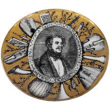 Piero Fornasetti Grand Maestri Plate
