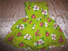 HOLLISTER KIDS STRAPLESS GIRLS DRESS SMALL