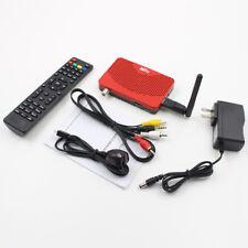 HD DVB S2 Mini Digital Satellite Combo Receiver Decoder Set Top Box PVR FT
