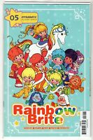 Rainbow Brite Issue #4 Dynamite Comics Variant Cover (1st Print 2019)