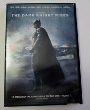 THE DARK KNIGHT RISES - DVD - PREOWNED!