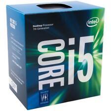 Processore Core i5-7500 (Kaby Lake) Quad-Core 3,4 GHz GPU integrata Intel HD 630
