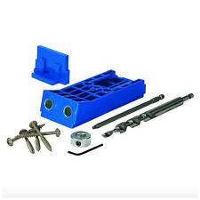 Kreg Pocket Hole Jig Drill Bit Tool Set Kit K3 K4 System Woodworking Power Tools