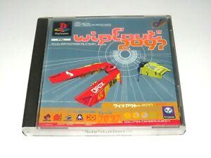 Wipeout 2097 (Playstation 1) Game - RARE Game