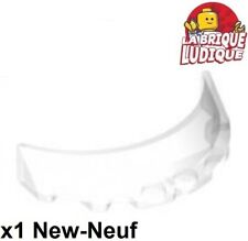 Lego - 1x Windscreen 3x6x1 Pare Windscreen Curved Clear/Trans Clear 62360 New