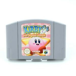 Kirby 64: The Crystal Shards for Nintendo 64 / N64 - PAL UK - Cartridge Only