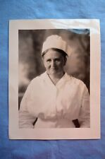 Post WWI Photo of Miss Annie M. Shea, Army Nurses Corps