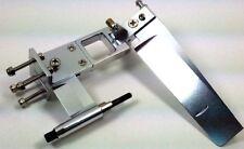 115mm Water Cooling CNC Helm Rudder + Water Inlet + Shaft Holder for RC Boat SV