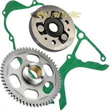 STARTER OUTER CLUTCH and IDLER GEAR SET FOR YAMAHA TRAILWAY 200 TW200 1987-2017