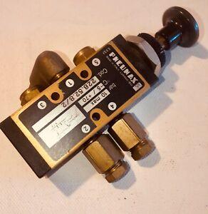 LAND ROVER Diff Lock Control Valve (Authentic Part)