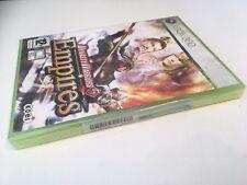 Dynasty Warriors 5 Xbox 360-Imperios ** Nuevo Y Sellado ** existencias oficiales del Reino Unido (2 Fotos