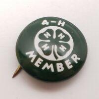 Classic MINI saloon British Open lapel pin Red