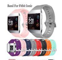 Pulsera banda Correa de silicona suave para reloj deportivo Fitbit Ionic