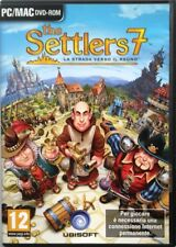Juego Pc Los Colonos 7 - El strada de los estados unidos - Ubisoft 2010 Utiliza