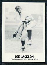 1981 TCMA Renata Galasso - #154 - Joe Jackson - Cleveland Indians