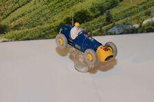 DINKY TOYS 234 FERRARI RACING CAR BLU BLUE