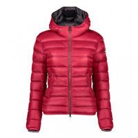 Piumino Donna Colmar 2286N 7QD 322 Rosso Giacca Inverno Con Cappuccio