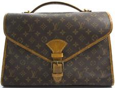 LOUIS VUITTON BEVERLY VOYAGE BRIEFCASE AKTENTASCHE BUSINESS BAG TASCHE PATINA